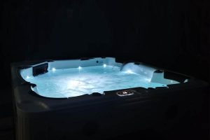 Hot tub set RGB LEDs BL-AHT007KU Beauty Luxury