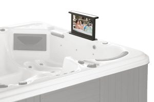 Hot tub pop-up TV 17in BL-AHT016-17U Beauty Luxury