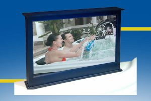 Hot tub pop-up TV 32in BL-AHT016-32U Beauty Luxury