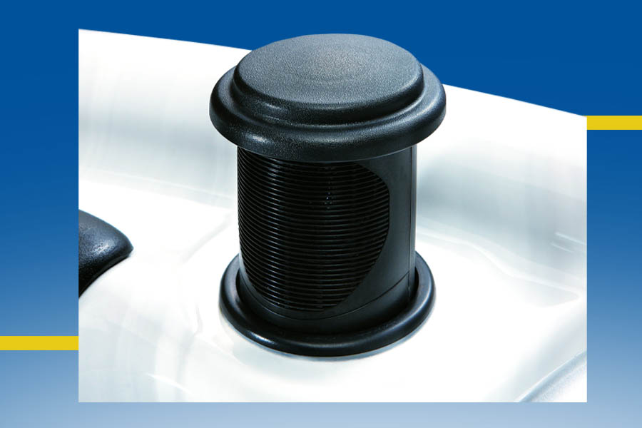Hot tub cilindrical pop-up speaker BL-AHT018CU Beauty Luxury