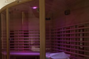 Finnish sauna chromotherapy BL-ASCROMU Beauty Luxury