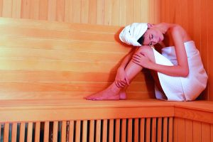 Taylor made infrared sauna BL-SISMU Beauty Luxury