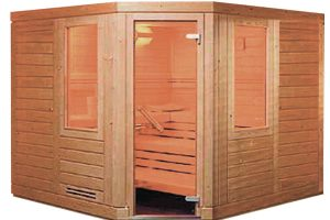 Finnish sauna BL-120U Beauty Luxury