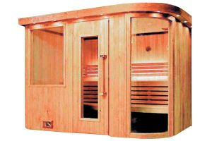 Finnish sauna BL-121U Beauty Luxury