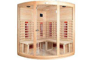 Infrared sauna BL-108U Beauty Luxury