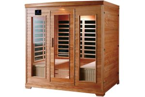 Infrared sauna BL-129U Beauty Luxury
