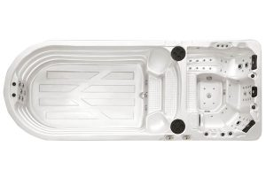 Swim spa BL-858U Beauty Luxury