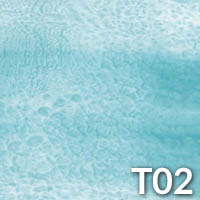 Swim spa - T02 - stripped light blue texture