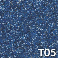 Swim spa - T05 - marbled blue texture