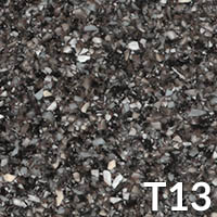 Swim spa - T13 - marbled black texture