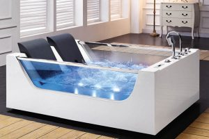 Beauty Luxury whirlpool bath BL-502U