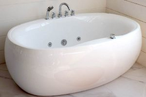Beauty Luxury whirlpool bath BL-504U
