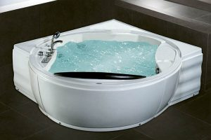 Beauty Luxury whirlpool bath BL-508U