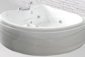 Beauty Luxury whirlpool bath BL-509U