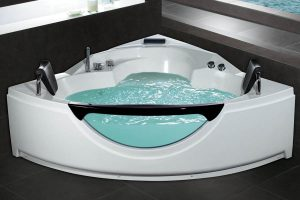 Beauty Luxury whirlpool bath BL-510U
