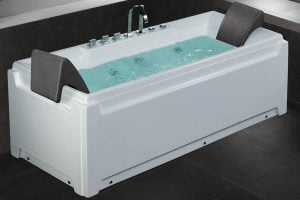 Beauty Luxury whirlpool bath BL-511U