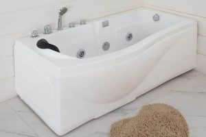 Beauty Luxury whirlpool bath BL-512U
