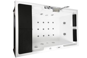 Beauty Luxury whirlpool bath BL-514U