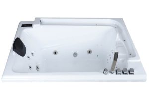 Beauty Luxury whirlpool bath BL-517U
