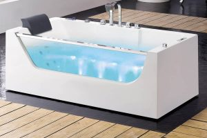 Beauty Luxury whirlpool bath BL-531U