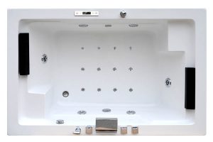 Beauty Luxury whirlpool bath BL-544U